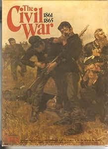 The Civil War: 1861-1865 [BOX SET] Board Game