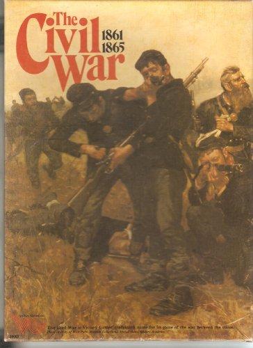 The Civil War: 1861-1865 [BOX SET] Board Game ()
