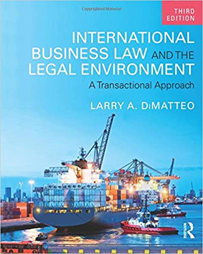 Test bank for legal environment of business a managerial approach the….