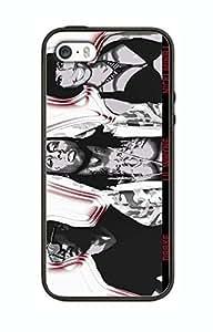 Case Cover Design Lil Wayne Singer LI02 for Iphone 4 4s Border Rubber Silicone Case Black@pattayamart