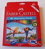 Faber-Castell 48 Watercolour Pencils