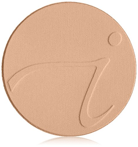 jane iredale PurePressed Base SPF 20 Mineral Foundation Refill, Suntan (Pressed Mineral Foundation Powder)