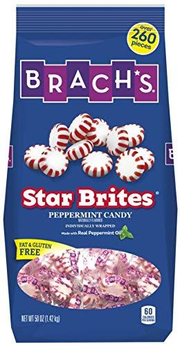 (Brach's Star Brite Candy, Peppermint, 50 Ounce)