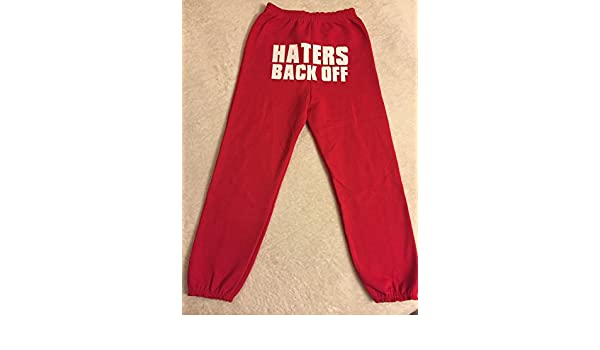 superior materials latest collection shop for newest Haters Back Off