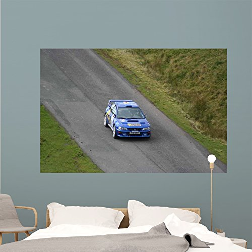 Wallmonkeys WM119356 WRC Wall Decal Peel and Stick Graphic (72 in W x 48 in H)
