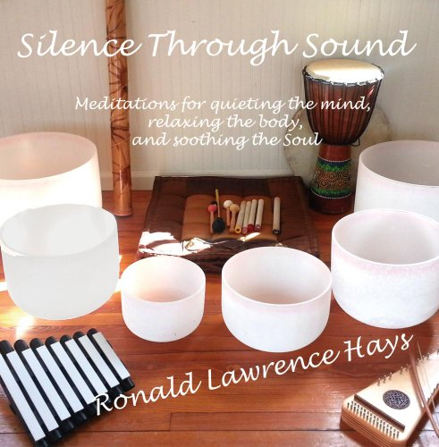 Silence Through Sound (Crystal Global Bowl)