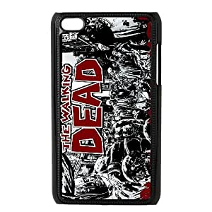 The Walking Dead For Ipod Touch 4 Csae protection Case DH510623
