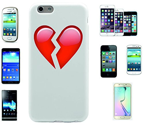 """Smartphone Case Apple IPhone 7+ Plus """"Gebrochenes Herz"""", der wohl schönste Smartphone Schutz aller Zeiten."""