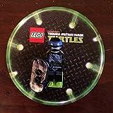 2012 NYCC Exclusive Lego Teenage Mutant Ninja Turtle Dark Turtle Minifigure