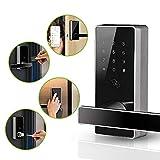 Smart Door Lock, ZKTeco Keyless Entry Door