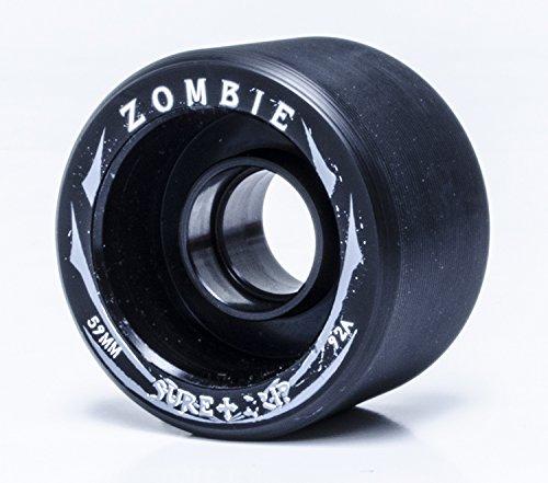 Sure-Grip Zombie Wheels Low 59mm Paquete de 4