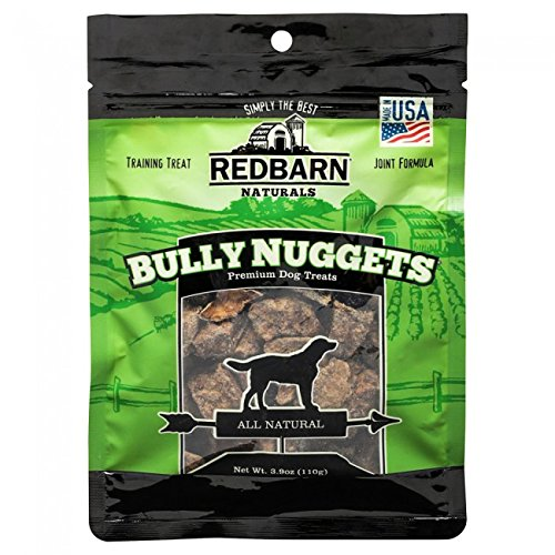 redbarn naturals bully nuggets dog treats pack of 2. Black Bedroom Furniture Sets. Home Design Ideas