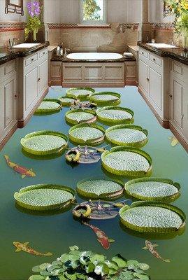 HAHAHA@ Große Größe 3D Teppich Sofa Tisch Wohnzimmer Teppich Teppich Nacht Tischdecke Küche Bad Fußmatte, 22,4 0 X 60 Und 50 X 80 cm