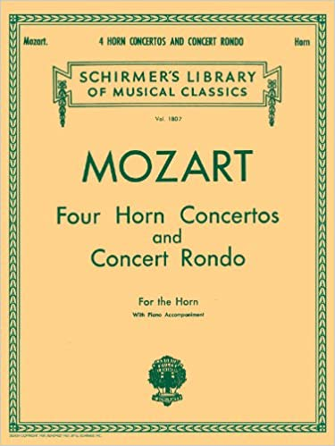 Descargar Con Torrents W.a. Mozart: Four Horn Concertos And Concert Rondo Epub Gratis 2019