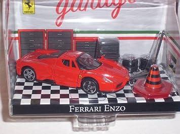 b0624c372be3 Ferrari Enzo Coupe Rot + ZubehÖr 1 43 Bburago Burago Modell Auto Modellauto