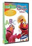 : Sesame Street - TV Episode Fun Pack, Vol. 1
