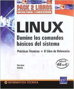 Linux. pack 2 libros: Amazon.es: Pons, Nicolas: Libros