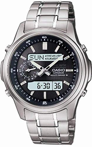 (Casio Watch LINEAGE Tough Solar Radio controlled MULTIBAND 6 LCW-M300D-1AJF Men's (Japan Import))