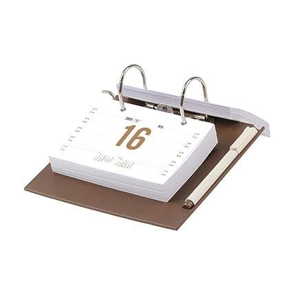 AGGIEYOU Calendario de Escritorio de la Mesa del ...