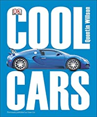 A comprehensive and compact guide to the world's best cars, Cool Cars features more than a hundred classic cars, from the Bentley R-Type Continental and the Buick Roadmaster to the Datsun 240Z and the Lamborghini Countach. Stunning multi-angl...