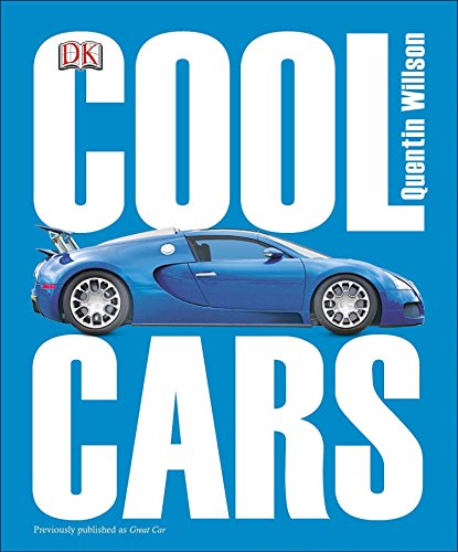 Cool Cars (Cars Book For Kids)