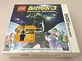 3DS LEGO Batman 3 Beyond Gotham with Bonus LEGO Joker Keychain