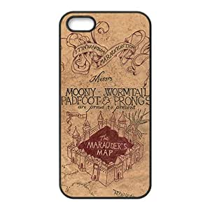 Harry Potter map Phone high quality Case for iPhone 5S Case