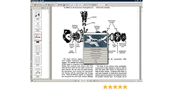 Cessna 310r 310 R Service Repair Maintenance Manual Library + Engine w A/Ds