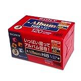 Sony P6120HMP Digital8 120-Miniute Hi8 Camcorder Videocassettes Tape 8mm (3-Pack) (3-Pack)