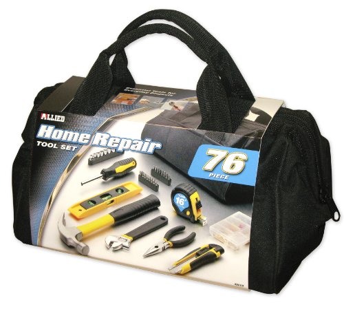 Allied Tools 49008 Home Repair 76 piece Tool ()