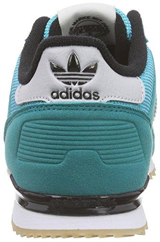 adidas Zx 700 K, Zapatillas de Deporte Unisex Infantil Verde / Blanco (Eqtver / Grpulg / Ftwbla)
