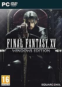 Final Fantasy XV - Windows Edition (Código Digital): PC: Amazon.es ...