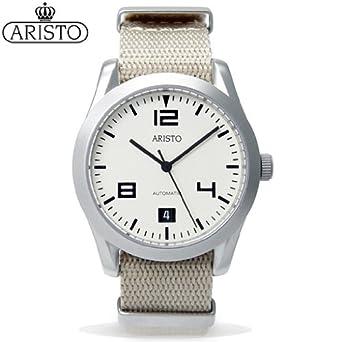 Aristo Uhr - BEACHHUNTER - Automatikuhr Mit ETA Werk - 3H125 ...