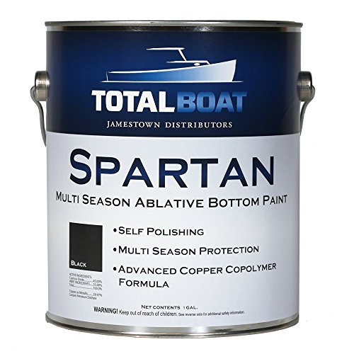 bottom boat paint for aluminum - 5