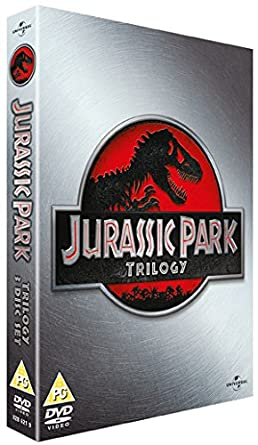 Jurassic Park Trilogy Edizione: Regno Unito Reino Unido DVD: Amazon.es: Movie, Film: Cine y Series TV