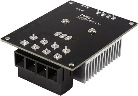 Controlador de calefacción Módulo MOSFET de MKS con disipador de ...
