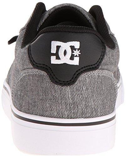 DC Herren Anvil TX SE Sneaker Grau
