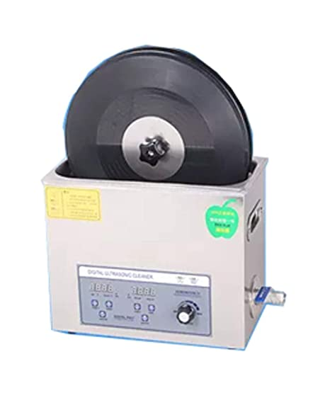 CGOLDENWALL - Limpiador ultrasónico de vinilo para lavadora de ...