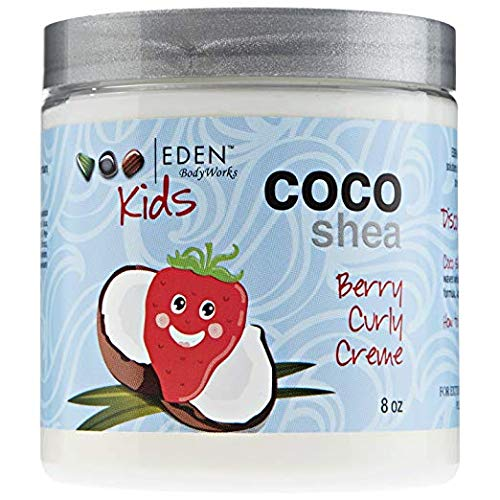 EDEN BodyWorks Coco Shea Berry Curly Creme, 8oz