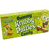 SpongeBob SquarePants géants Krabby Galettes 2,54 oz (73g)
