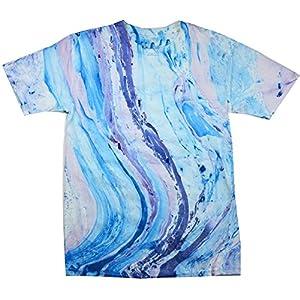 Colortone Tie Dye Marble T-Shirt