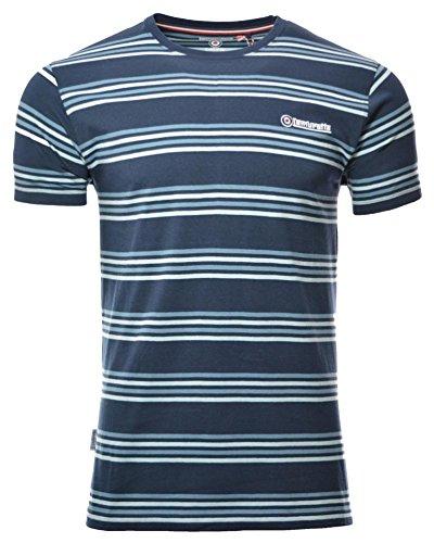 Lambretta Camiseta - Redondo - Manga Corta - para Hombre: Amazon ...