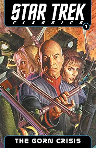 book cover of The Gorn Crisis