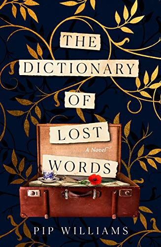 Book Cover: The Dictionary of Lost Words: A Novel