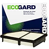 ECOGARD XA10496 Premium Engine Air Filter Fits Honda Civic 2.0L 2016-2019