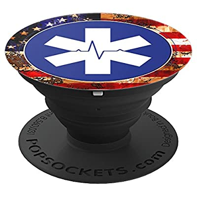 EMS PopSocket - PopSockets Grip and Stand for Phones and Tablets