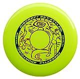 Discraft 160 gram Sky Styler Sport Disc, Fluorescent Yellow