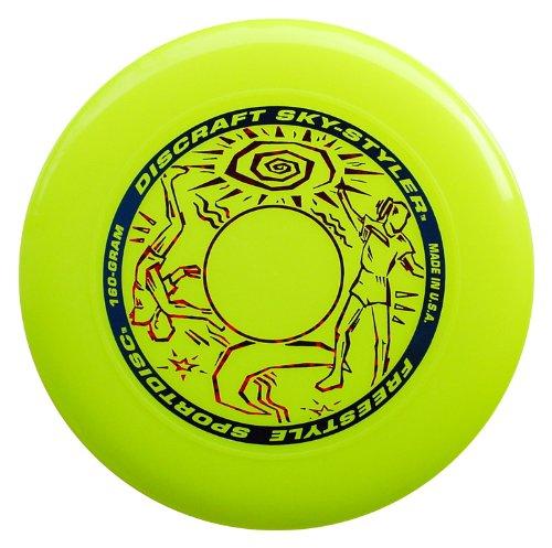 discraft-160-gram-sky-styler-sport-disc-fluorescent-yellow