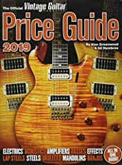 Knowledge and information are vital in the dynamic world of collectible guitars and gear, and no source provides it better than The Official Vintage Guitar Price Guide. With listings for more than 2 000 brands along with 1 300 photos and more...