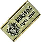 Murphys Irish Stout Cotton Bar Towel (pp)